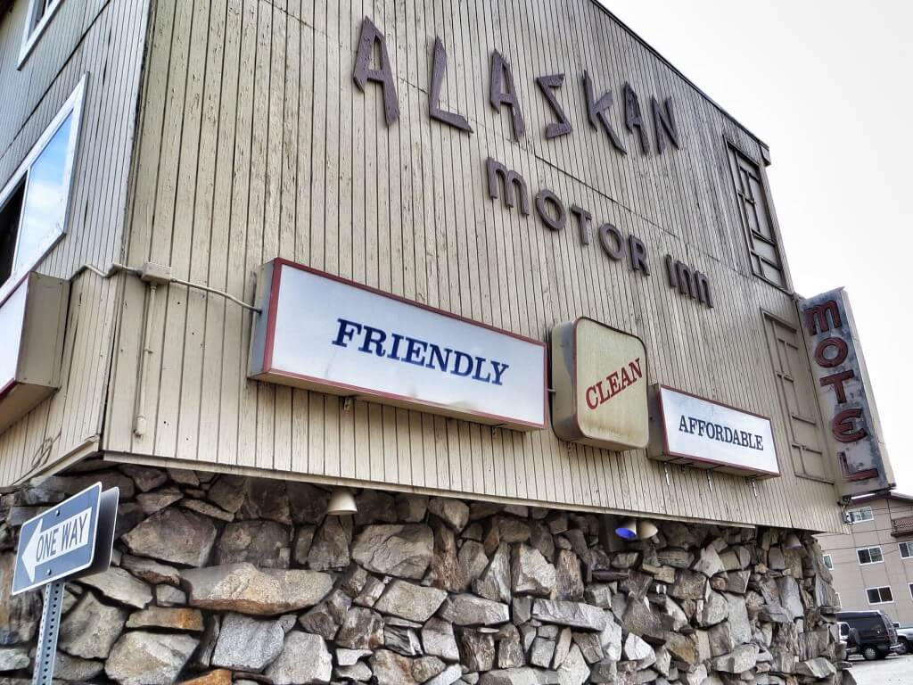 Friendly. Clean. Affordable. Alaskan Motor Inn.