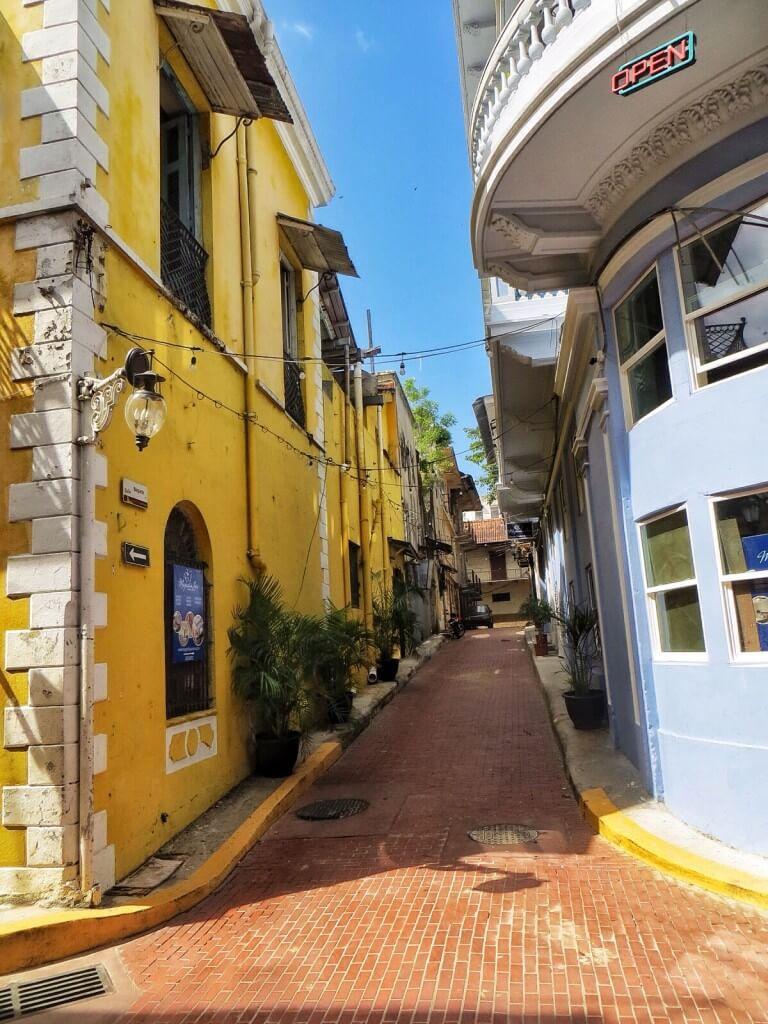 Casco Antigua, vanha kaupunki