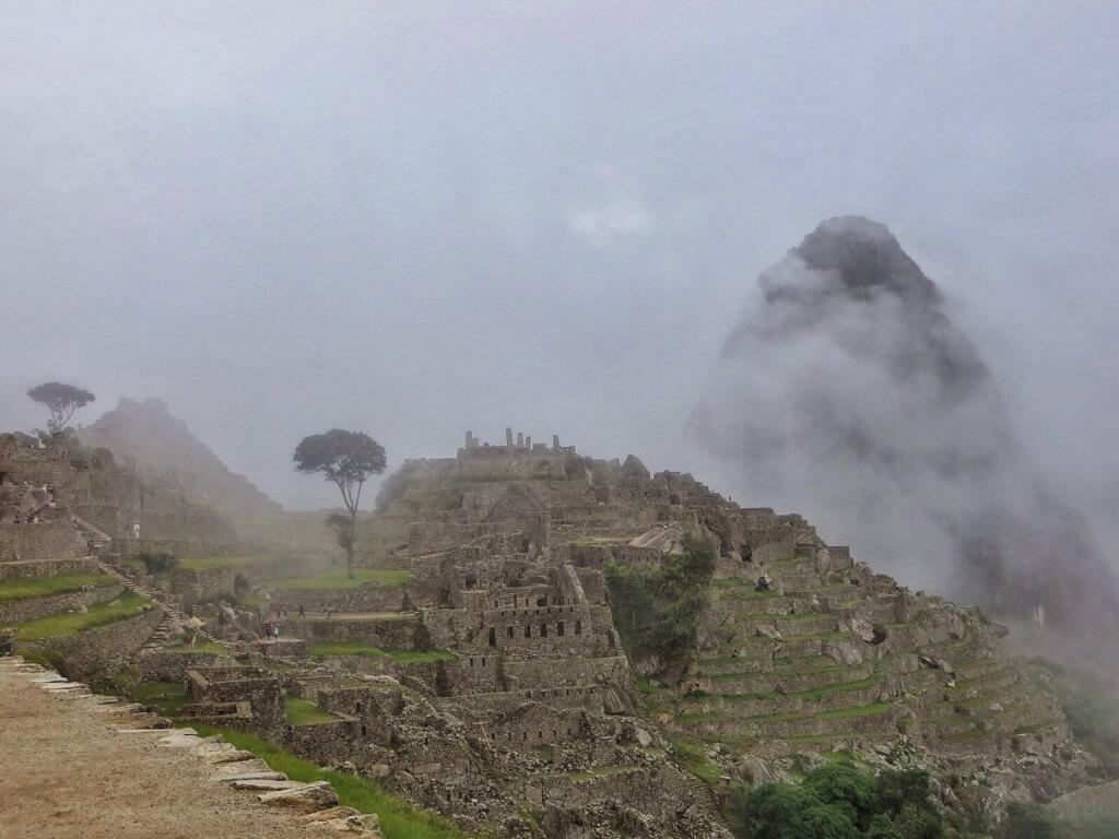 Machu Picchu tarkoittaa suomeksi vanhaa vuorta