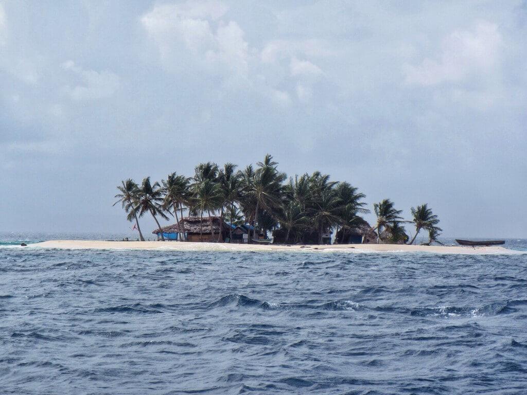 Guna Yalan saaristo muodostuu 365 saaresta, joista 36 on asuttuja