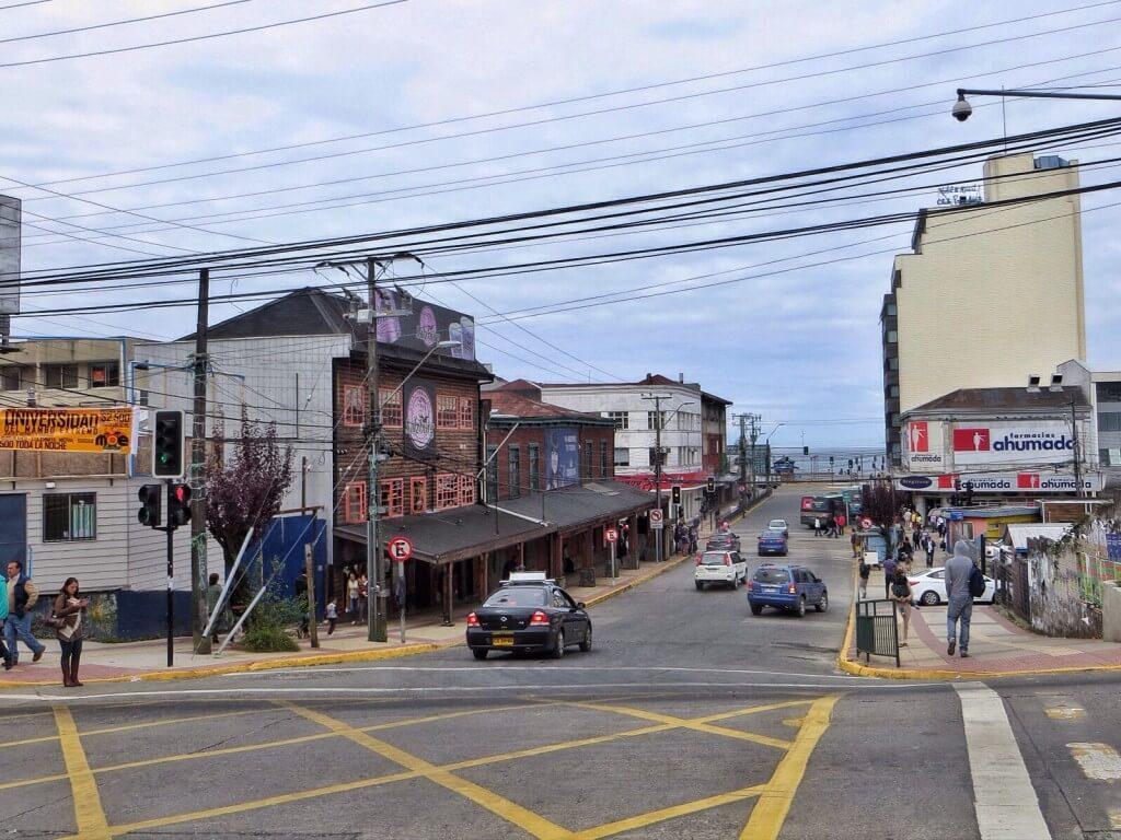 Puerto Montt.