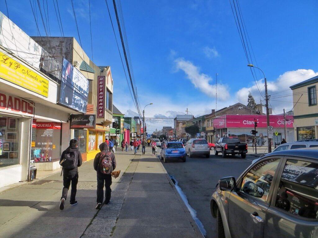 Punta Arenas.