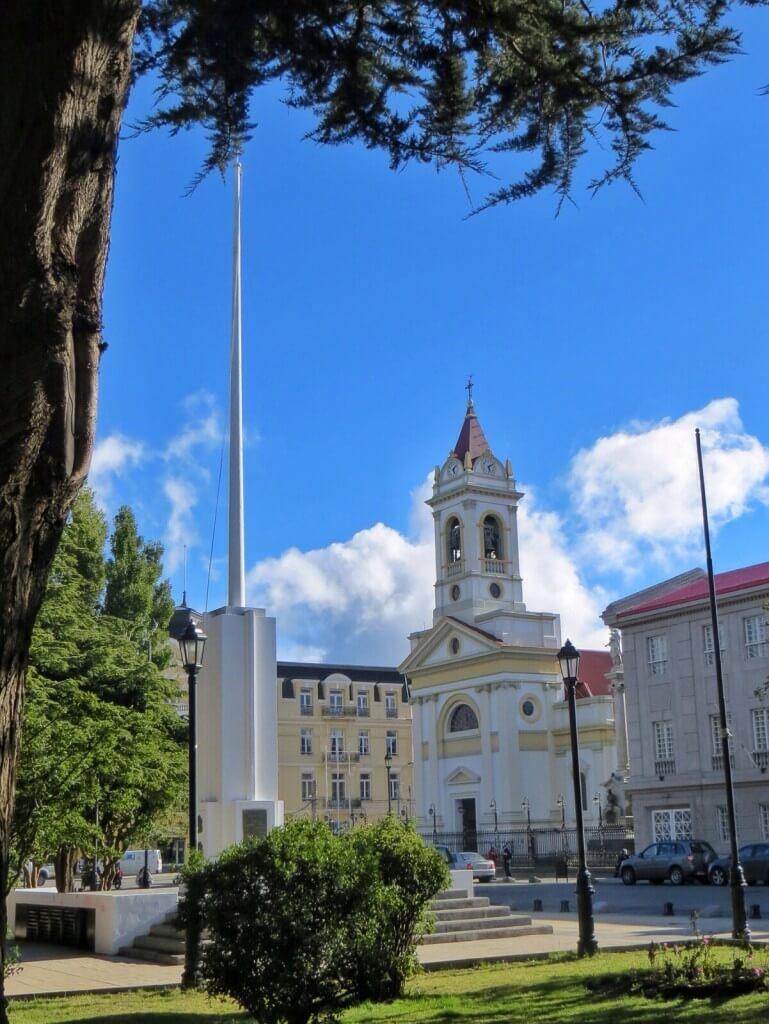 Punta Arenasin katedraali.