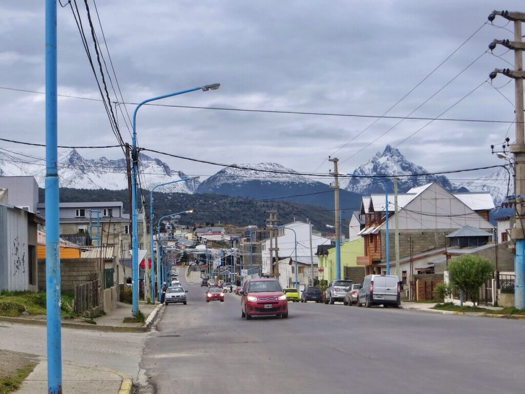 Ushuaia.