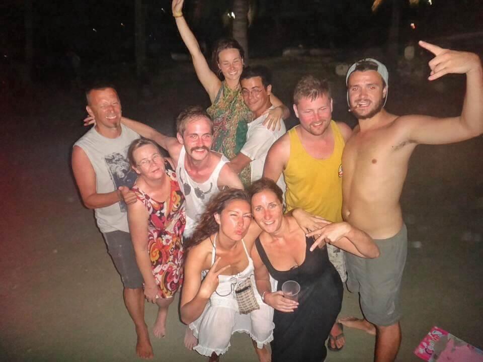 Uusi vuosi alkoi hyvin Guna Yalan saaristossa.  Jatkokin näyttää hienolta.