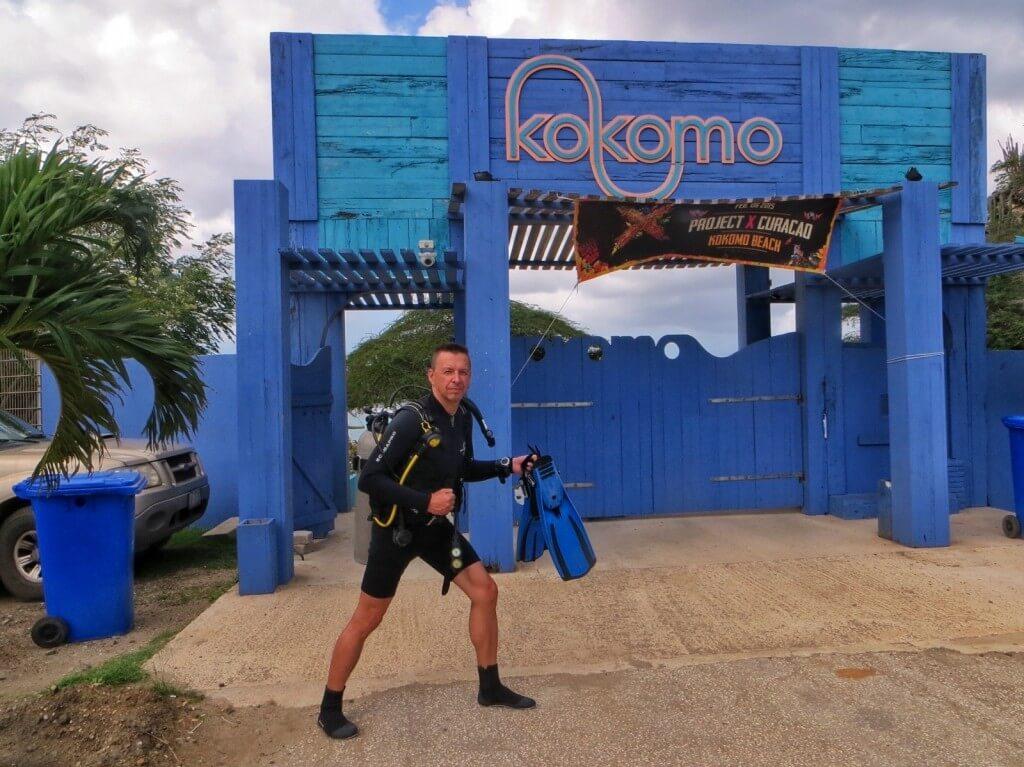 Toinen lempipaikoistamme oli Kokomo Beachillä oleva Vaersenbaai.