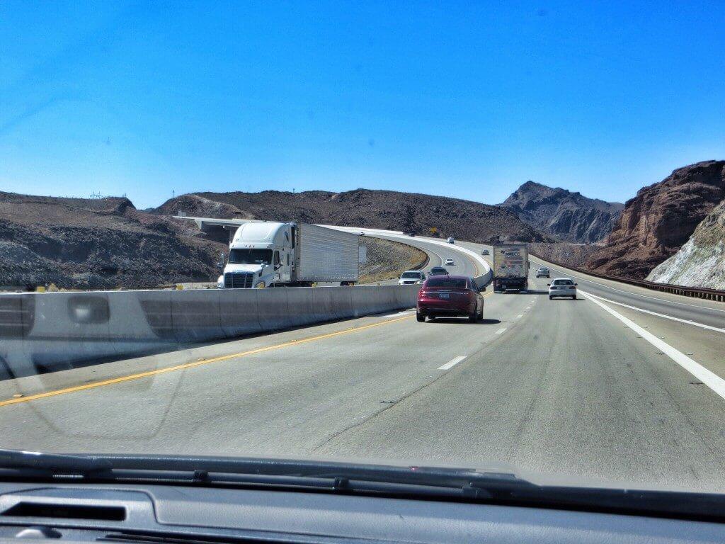 Kohti Nevadaa.